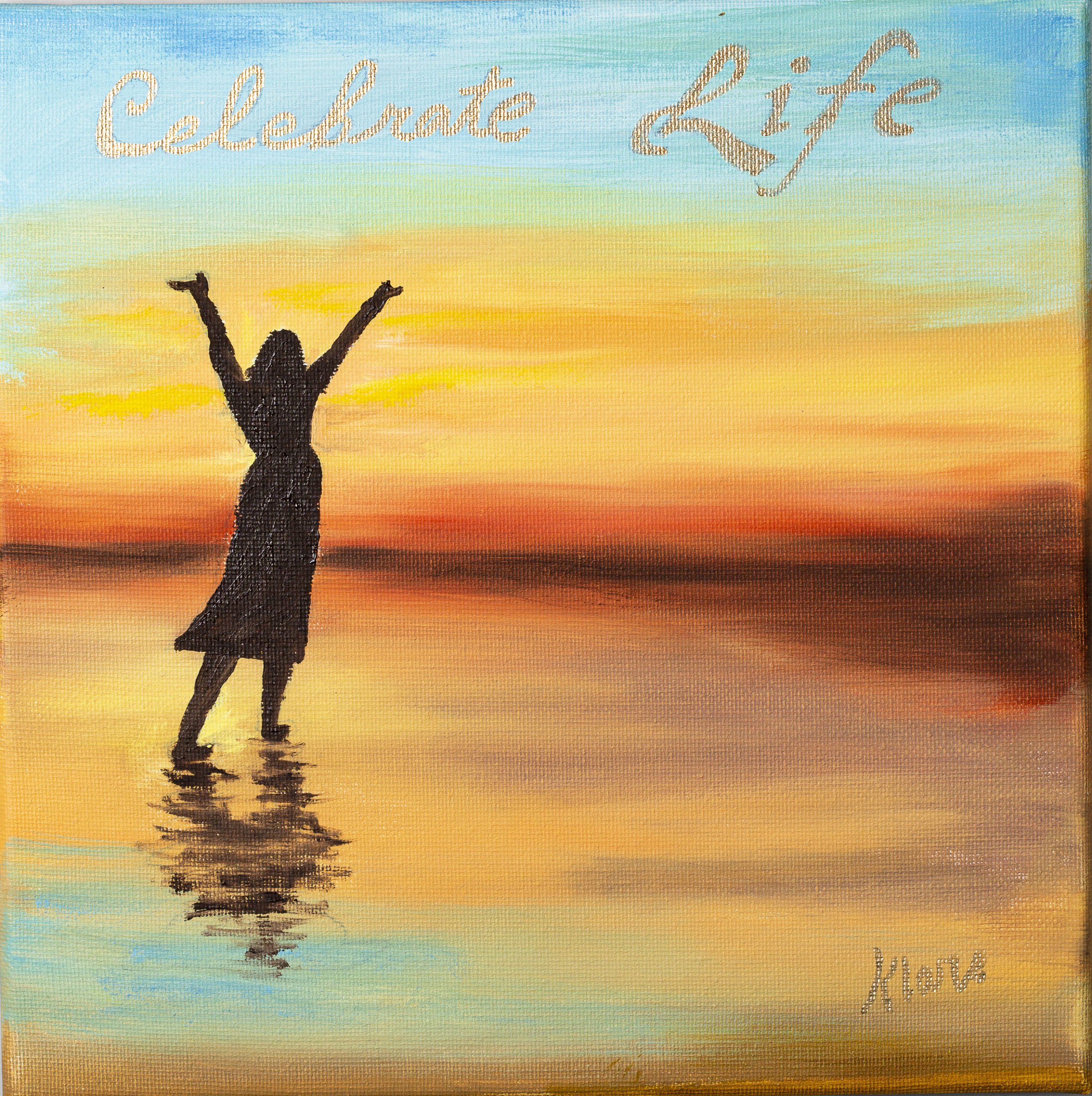 CLAIRE MESSIER, CELEBRATE LIFE: With this disease I celebrate every day I am alive!